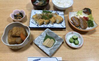 「栃尾景虎定食」の写真