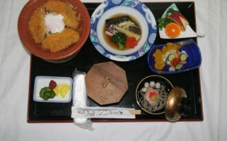 「さけ・鮭御膳」の写真
