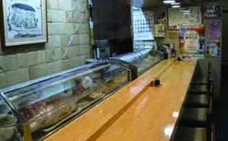 新亀寿司の店舗写真