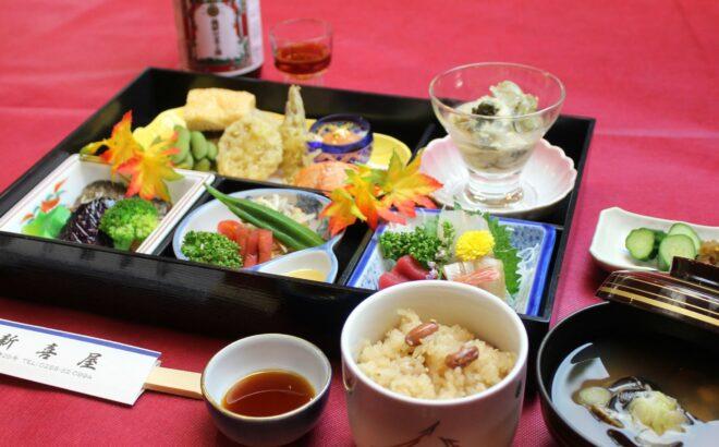 醸造の町摂田屋  彩  ごっつお御膳の写真